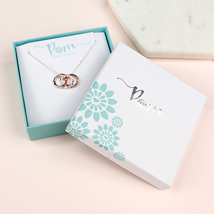 POM Boutique jewellery gift box