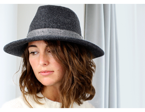 winter fedora hats for women
